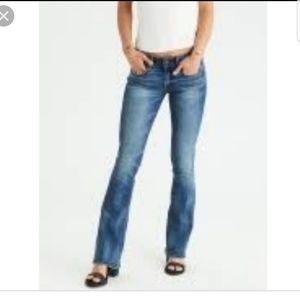 AMERICAN EAGLE SKINNY KICK SUPER STRETCH JEANS NEW
